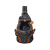 Medium Weatherproof Doggy Backpack - Charcoal
