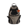 Medium Weatherproof Doggy Backpack - Taupe