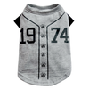 BIG DOG - Doggy Baseball T Shirt Grey