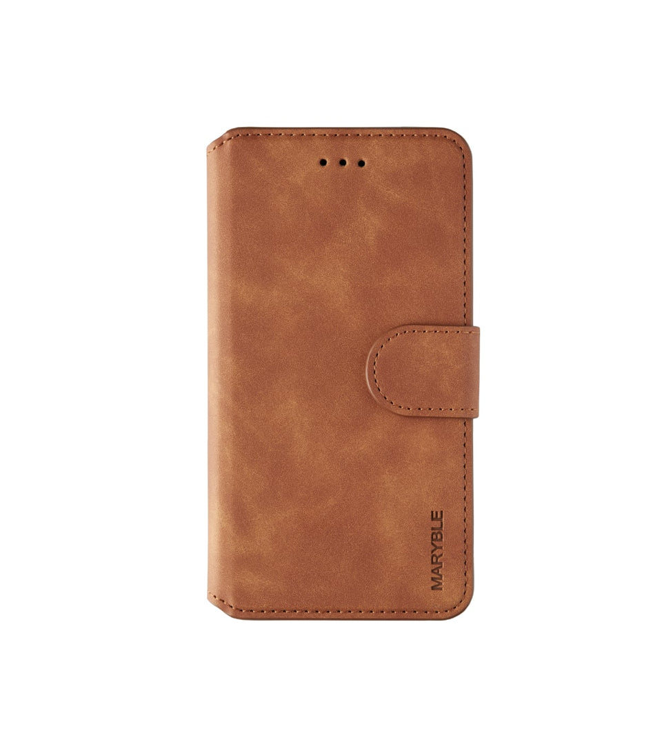 leather waller iPhone X XS case