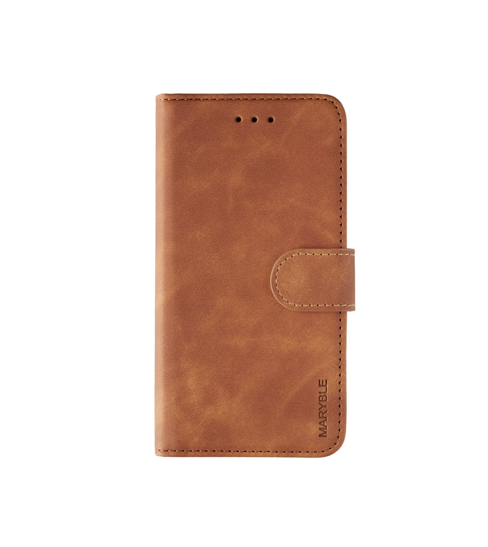 front view for wallet leather case iPhone X XS