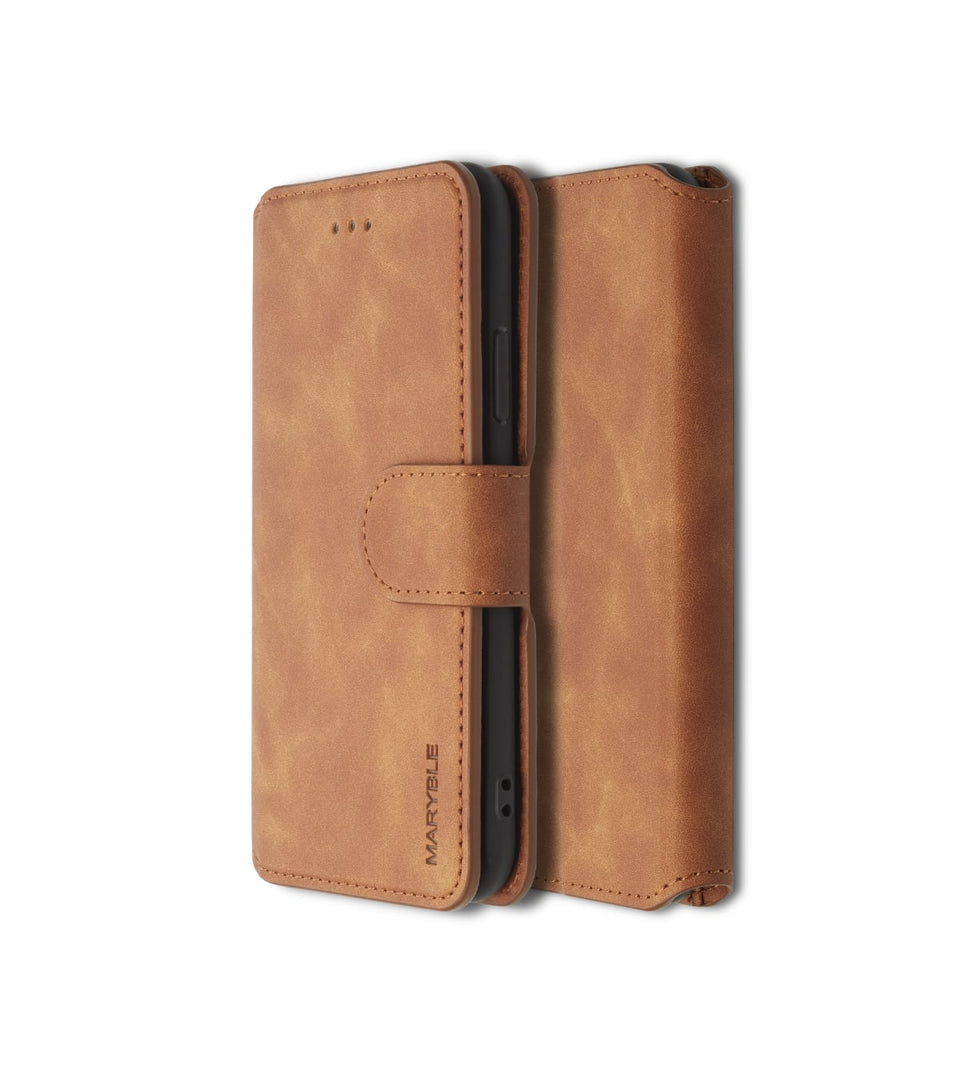iPhone XS x wallet card case