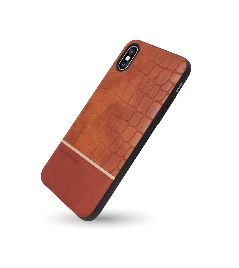 phone case for iphone lizard leather