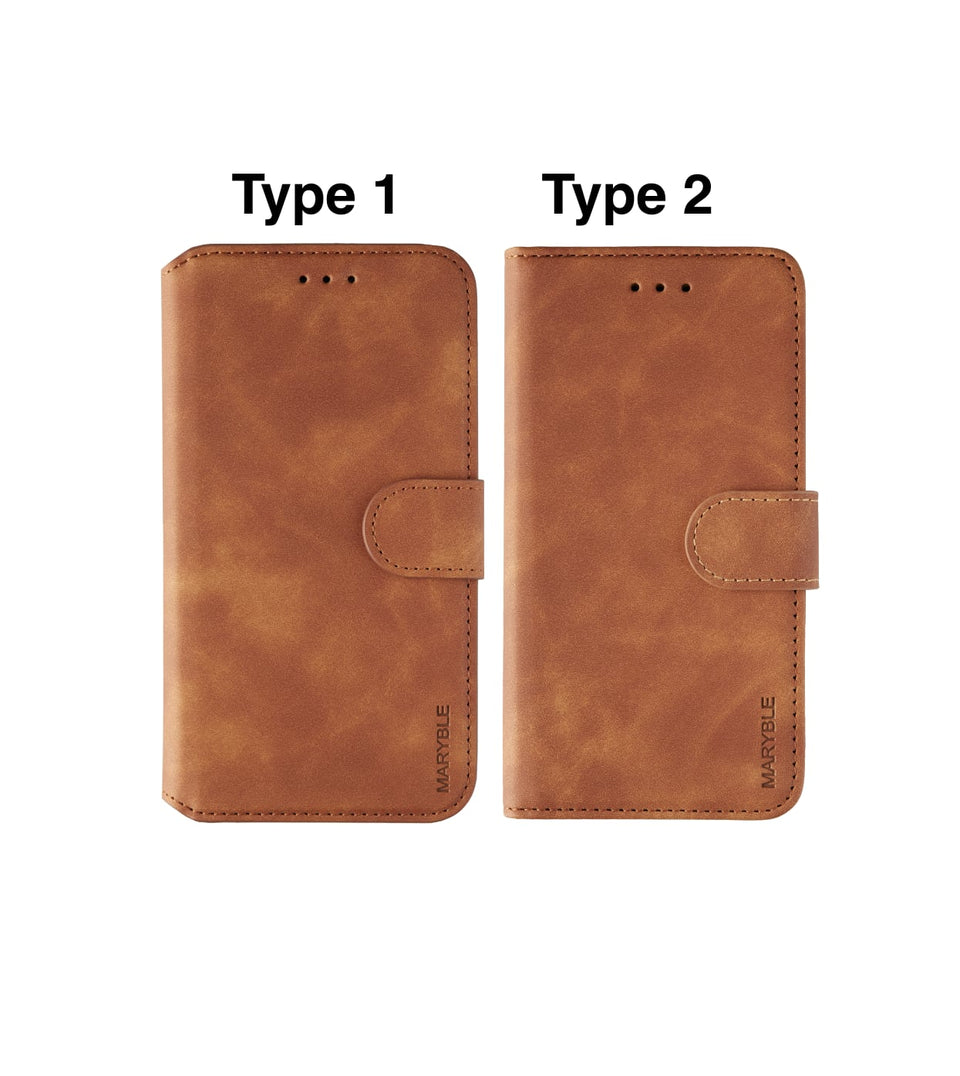 iPhone X vs iPhone XS wallet case