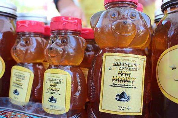Allisons' Apiaries Local Raw Honey