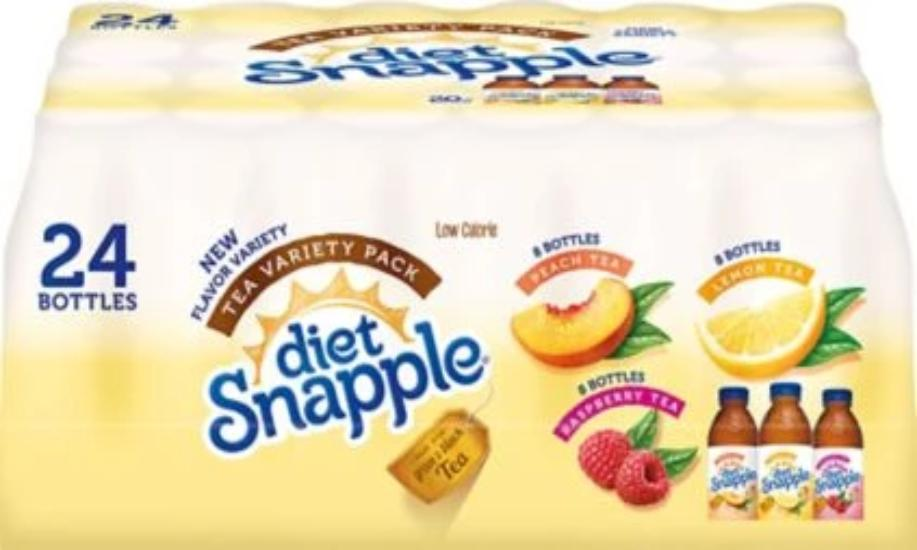 Snapple Products