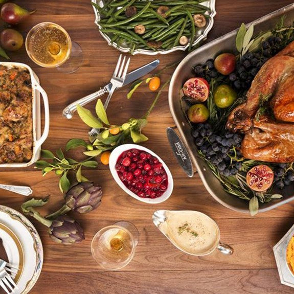 Thanksgiving Dinner Delivered to your Refrigerator