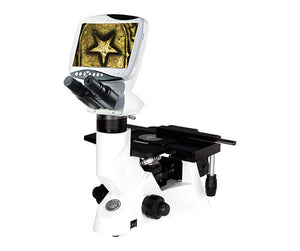 BestScope LCD Digital Inverted Metallurgical Microscope BLM-600B