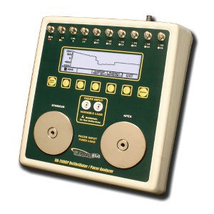 BC Biomedical Defibrillator Analyzer with Pacer Analyzer DA-2006P