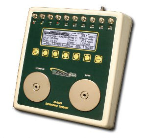 BC Biomedical Defibrillator Analyzer DA-2006