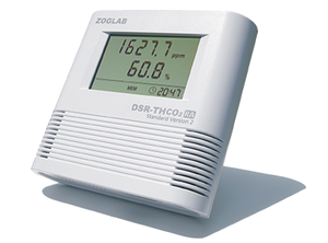 Data Logger for Temperature and Humidity - DSR-THCO₂