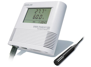 Data Logger for Temperature and Humidity - DSR-THEXT