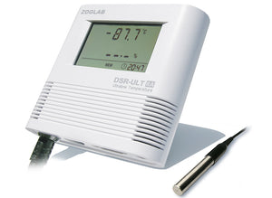 Data Logger for Ultra Low Temperature - DSR-ULT