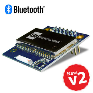 LM Technologies Bluetooth® Module Class 1 with Onboard Antenna – LM400