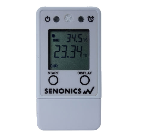 Senonics Temperature and Humidity Logger - MINNOW 2.0
