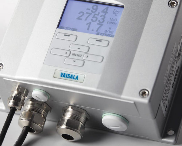 Vaisala Dew Point and Temperature Meter Series DMT340
