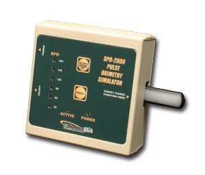 Pulse Oximetry Module - Stand alone - (FingerSims Required) - SPO-2000