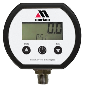 Digital Pressure Gauge - High Accuracy +/-0.1% - Ranges up to 5000 PSIG - Z9P206