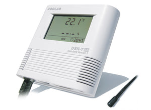 Data Logger for Temperature - DSR-T