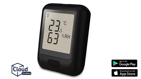 Lascar WiFi Temperature & Humidity Data Logger - EL-WiFi-TH