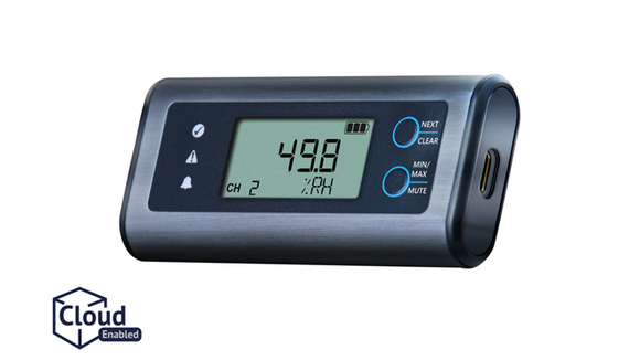 Lascar EasyLog Temperature Data Logger with Display - EL-SIE-2