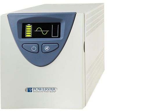 Powervar ABCE1102-22MED 1100VA Int. Medical UPM System - 230V