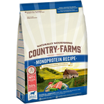 COUNTRY FARMS ™ MONOPROTEIN RECIPE PER CANI ADULTI RICCO IN SALMONE