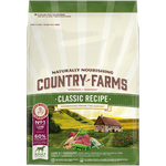 COUNTRY FARMS ™ CLASSIC PER CANI ADULTI RICCO IN AGNELLO