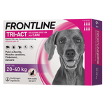 FRONTLINE TRIACT CANI 20-40KG 3 PIPETTE DA 4ML