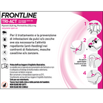 FRONTLINE TRIACT CANI 40-60KG 3 PIPETTE DA 6ML