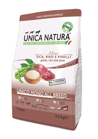 Unico All breed mono - Oca 2,5kg