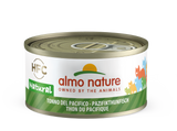 HFC CAT Natural - Tonno del Pacifico 70gr e 140gr