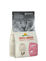 HOLISTIC CAT Kitten Pollo 400gr e 2kg