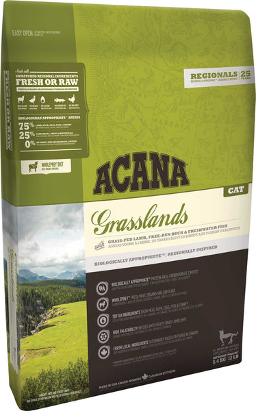 Acana Cat - Regionals - GRASSLANDS