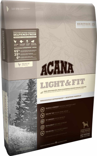 Acana Dog - Heritage LIGHT & FIT