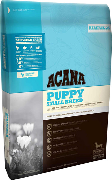 Acana Dog - Heritage - PUPPY SMALL BREED 2 Kg