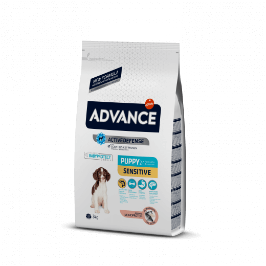 ADVANCE PUPPY SENSITIVE SALMON & RICE