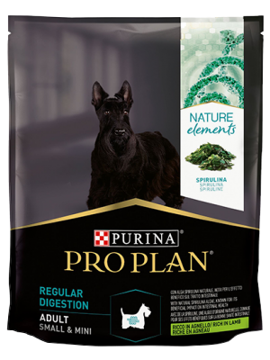 PURINA® PRO PLAN® REGULAR DIGESTION ADULT SMALL & MINI