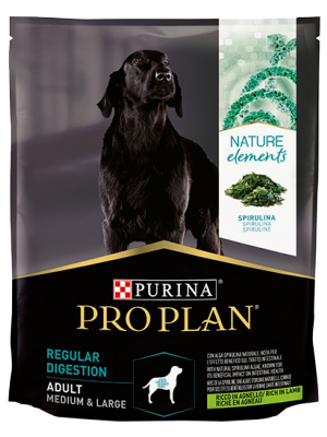 PURINA® PRO PLAN® REGULAR DIGESTION ADULT MEDIUM & LARGE