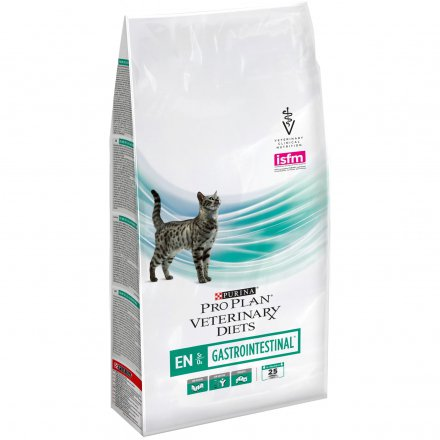 PURINA PRO PLAN VETERINARY DIETS secco gatto EN Gastrointestinal St/Ox 1,5KG