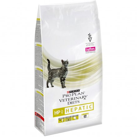 PURINA PRO PLAN VETERINARY DIETS secco gatto HP Hepatic St/Ox  1,5kg