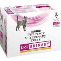 PURINA PRO PLAN VETERINARY DIETS umido gatto UR Urinary St/Ox 10x85gr