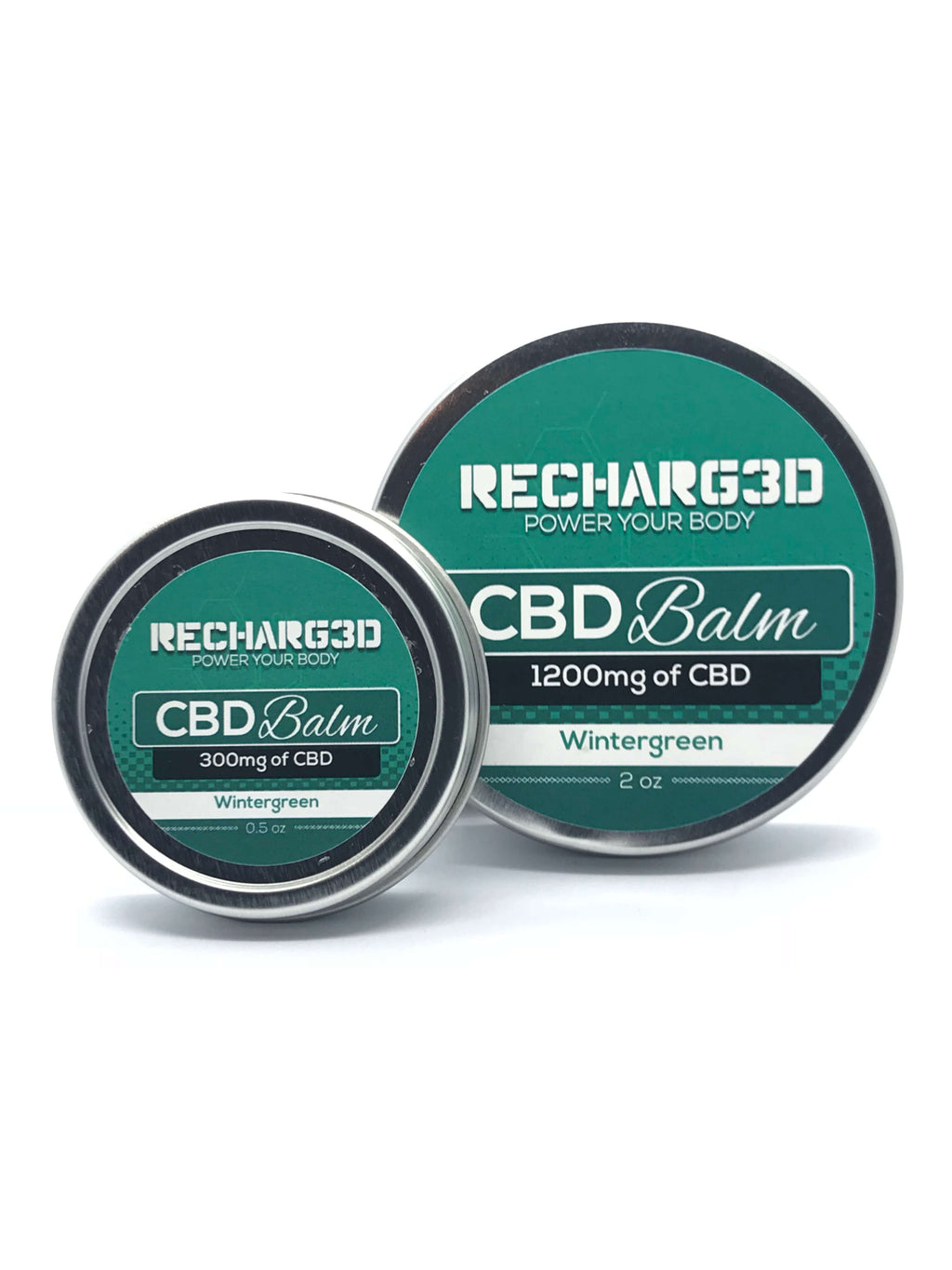 CBD Topical Rub
