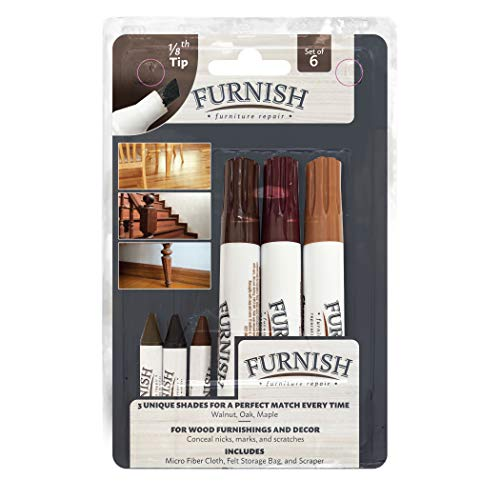 IdeaWorks - Reg-Dark 6Pc Furnish Makers