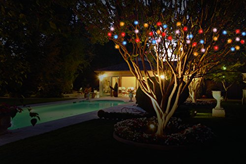 Outdoor Solar String LED Lights