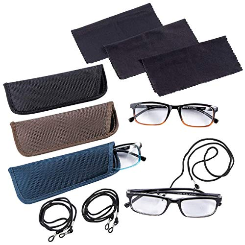 North American Wellness - 2 Tone 12 Piece Reader Set