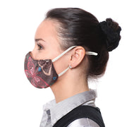 North American Wellness - S/3 Reusable Cloth Masks-Pattern 2