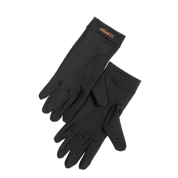 North American Wellness - Copper + Grip Gloves - Regular