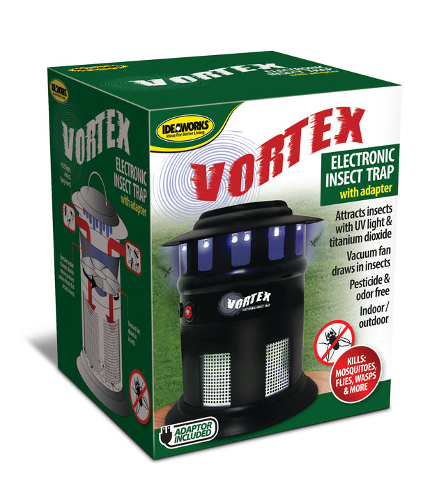 IdeaWorks - Vortex Insect Trap W/Adaptor