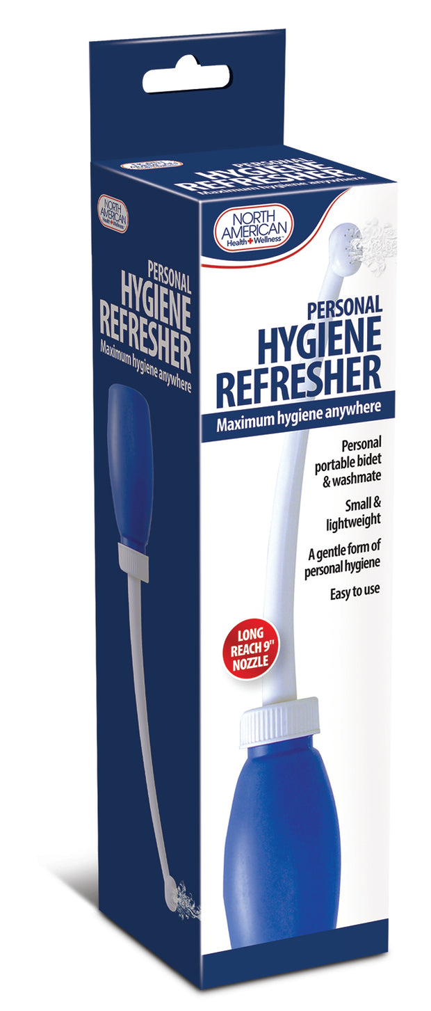 North American Wellness - Personal Hygiene Refresher